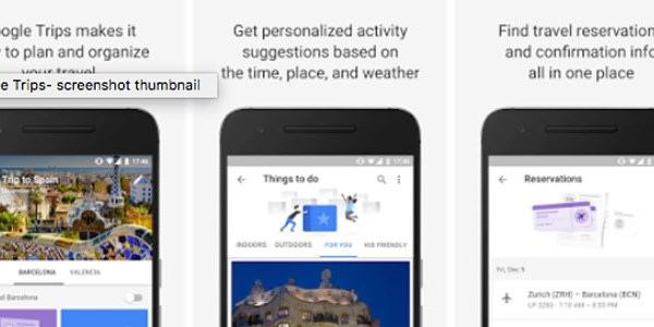 Google Trips: A step in the right direction, but only a step