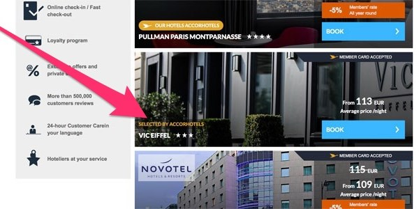 AccorHotels starts marketing independent US hotels on its platform