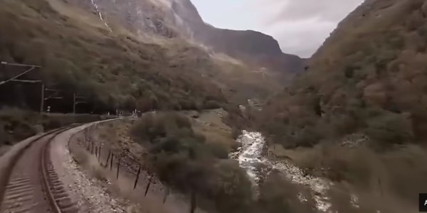 Expedia lets travellers ride the famous Flam Railway before they get there