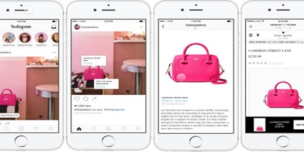"""Shopping coming to Instagram"" - what this means for hotels and travel marketers"