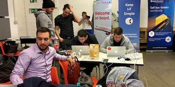 Our Berlin hackathon spotlights VR, event packaging, and fun APIs