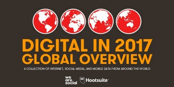 Digital reaches global tipping point and keeps on growing