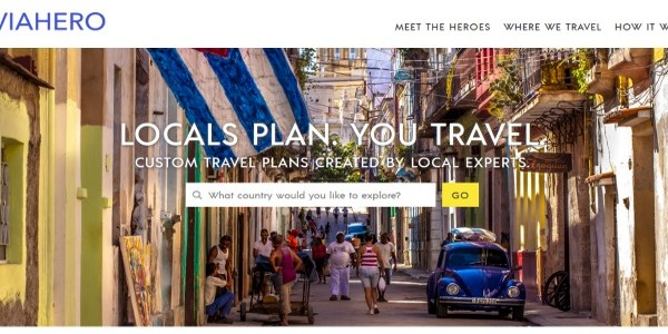 Startup Pitch - ViaHero focuses on planning trips to Iceland and Cuba