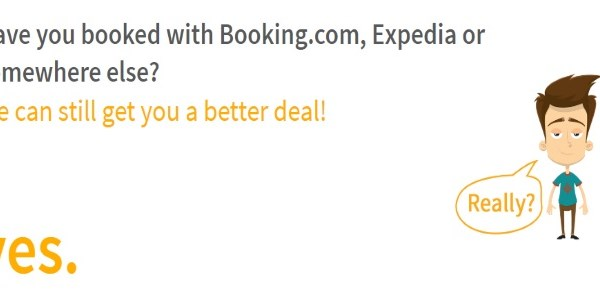 When a startup claims it is stealing business from Booking.com
