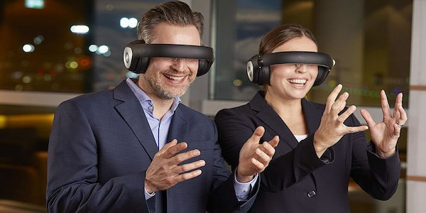 Lufthansa makes further video glasses trials at Frankfurt Airport