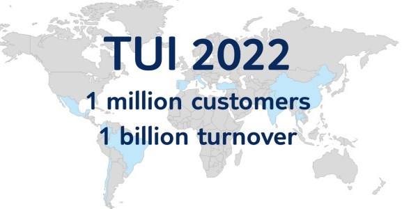 TUI scales its IT to drive global plans