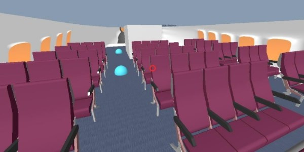 Virtual reality seat maps? NDC goes leftfield