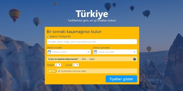 Booking.com in a bind in Turkey over court row with domestic agencies