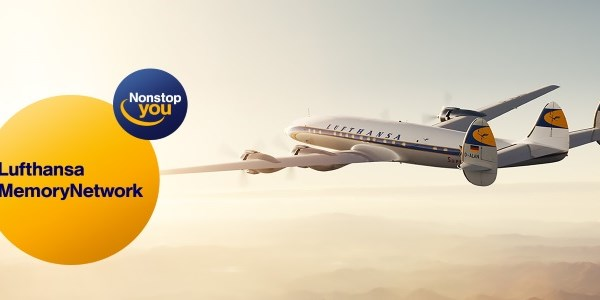 Lufthansa takes inspiration from neural networks for new sharing site
