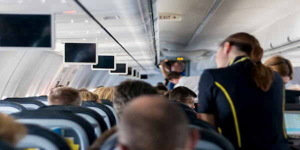 A roundup of digital developments for in-flight services