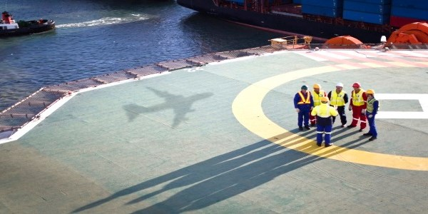 SkyTeam enters marine and offshore services market