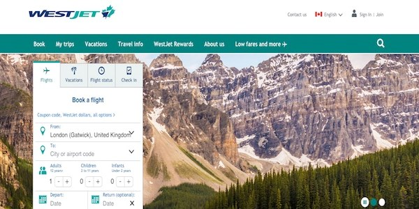 WestJet goes live with new Farelogix shopping and pricing engine