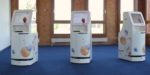 SITA Labs introduces moveable robotic check-in kiosks