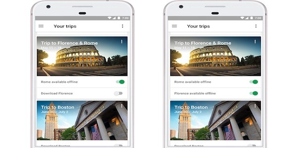 Google boosts Trips app with new features
