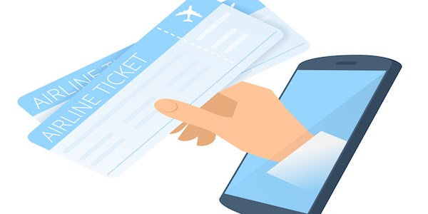 In a mobile-only world, will airlines charge for web bookings?