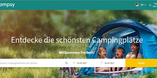 Rocket Internet to integrate French site into Campsy