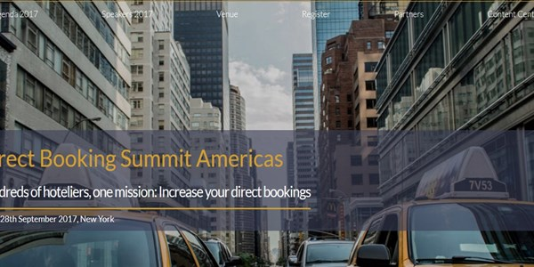 Direct Booking Summit partners with tnooz