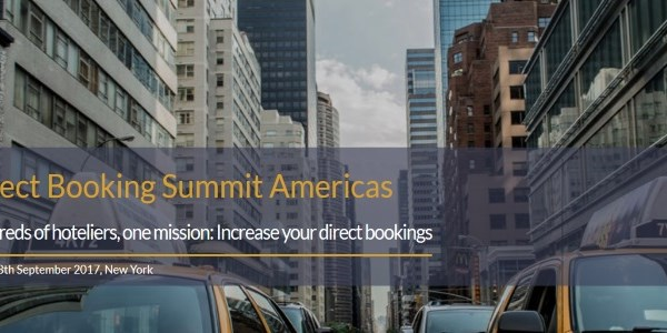 2017 Direct Booking Summit Americas