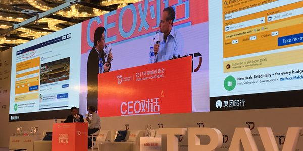 Priceline's Glenn Fogel on metasearch, home-sharing, direct booking, and localization in China