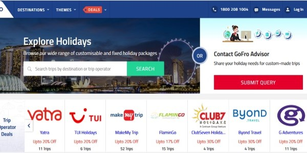 GoFro nabs more cash from MakeMyTrip and others, heads to Japan
