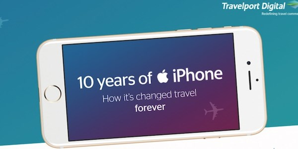 How the iPhone has been making its mark on travel [INFOGRAPHIC]