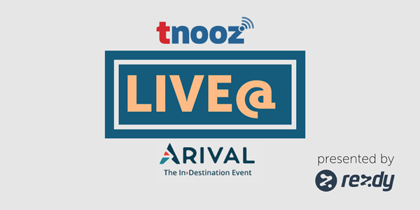 tnoozLIVE@Arival: Watch the livestream here