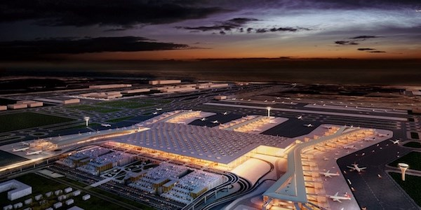 Istanbul's newest airport to track 100% of passenger bags via SITA technology