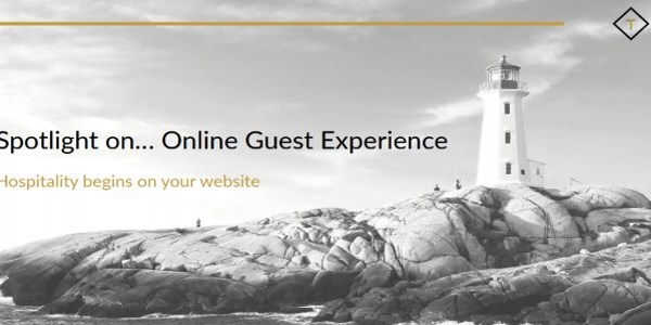 A direct approach to web design and user experience for hotels