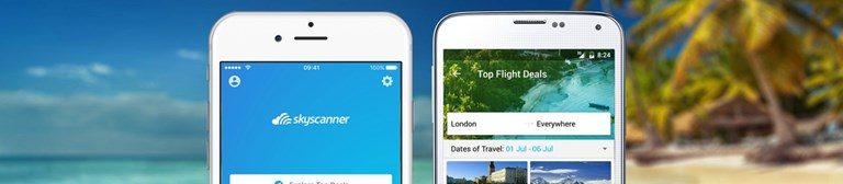 Trip com boss on why it's a good fit for Skyscanner (and