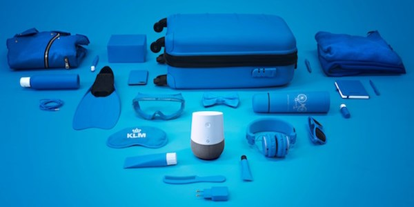 KLM launches packing tips bot on Google Home