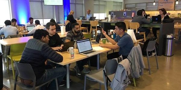 Video: Presentations and winning teams hacking hospitality tech at the HEDNA hackathon