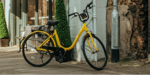 Ofo moves to India, integrates with Didi's Chinese bike platform
