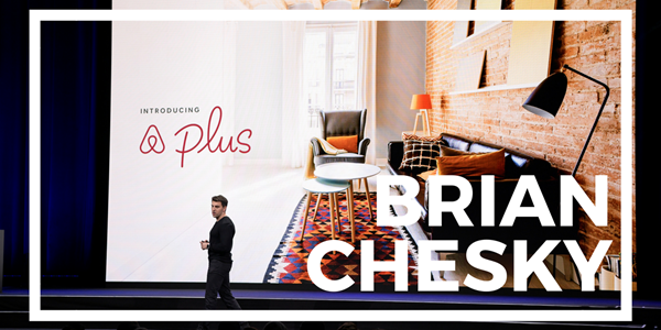 Keynote: Airbnb CEO Brian Chesky explains Plus, Beyond, Superguest, Collections, and Categories ?