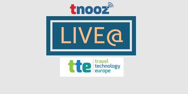 Watch the live show here: tnoozLIVE@ Travel Technology Europe in London