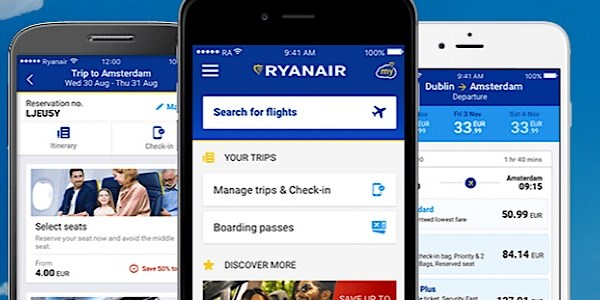 Airlines only beginning to tap into mobile growth potential