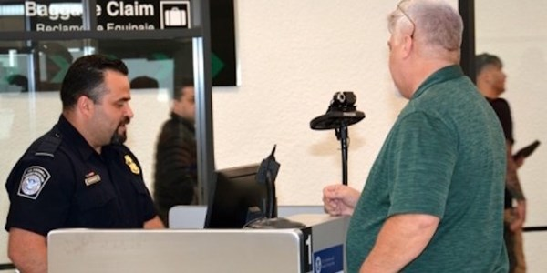Miami International Airport opens wholly biometric passport screening facility