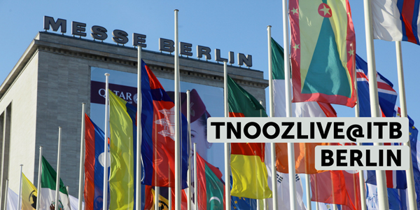 Watch the show from Berlin: tnoozLIVE@ITB 2018