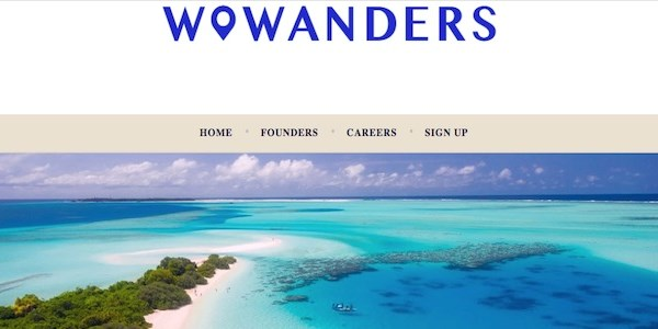 Startup pitch: Wowanders applies AI to social travel recommendations