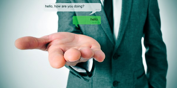 For hoteliers: 6 steps to success in text messaging and chat from an expert