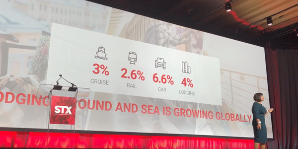 Sabre Travel Network's Traci Mercer talks the future of lodging, ground and sea