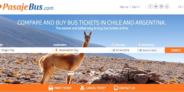 PasajeBus eyes Argentina as well as M&A potential for further growth
