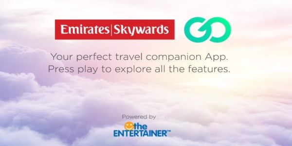 Emirates and The Entertainer devise subscription model for trip-planning app
