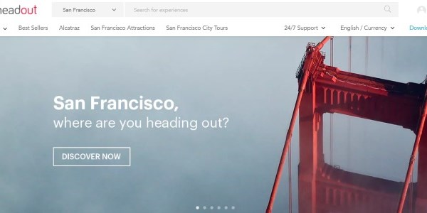 Headout earmarks $10m Series A for more cities, more languages, more branded experiences