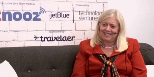 tnoozLIVE@AviationFestival - Bonny Simi, president, JetBlue Technology Ventures