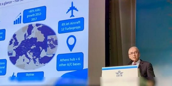 Aegean CEO outlines approach to people-driven innovation