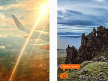 easyJet connects Instagram images with booking engine